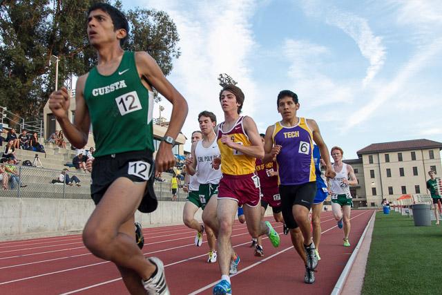 occidental college track meet 2012