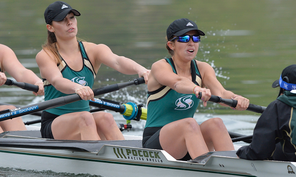ROWING KICKS OFF THE FALL SEASON AT THE HEAD OF THE AMERICAN