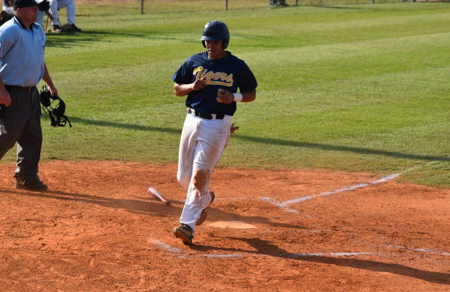 Mike Branche Sits 2nd in GCAA With 40 RBI
