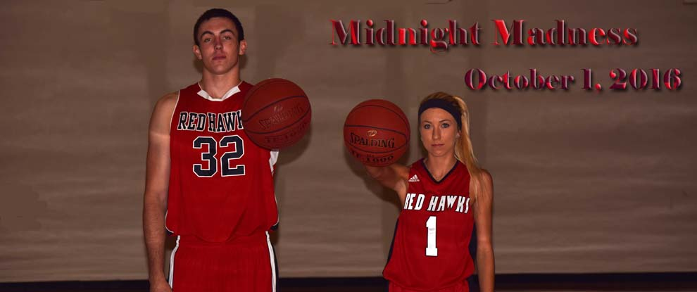Photo for Basketball Kicks Off Season With Midnight Madness