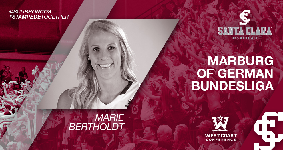 Marie Bertholdt Signs Professional Contract in Germany