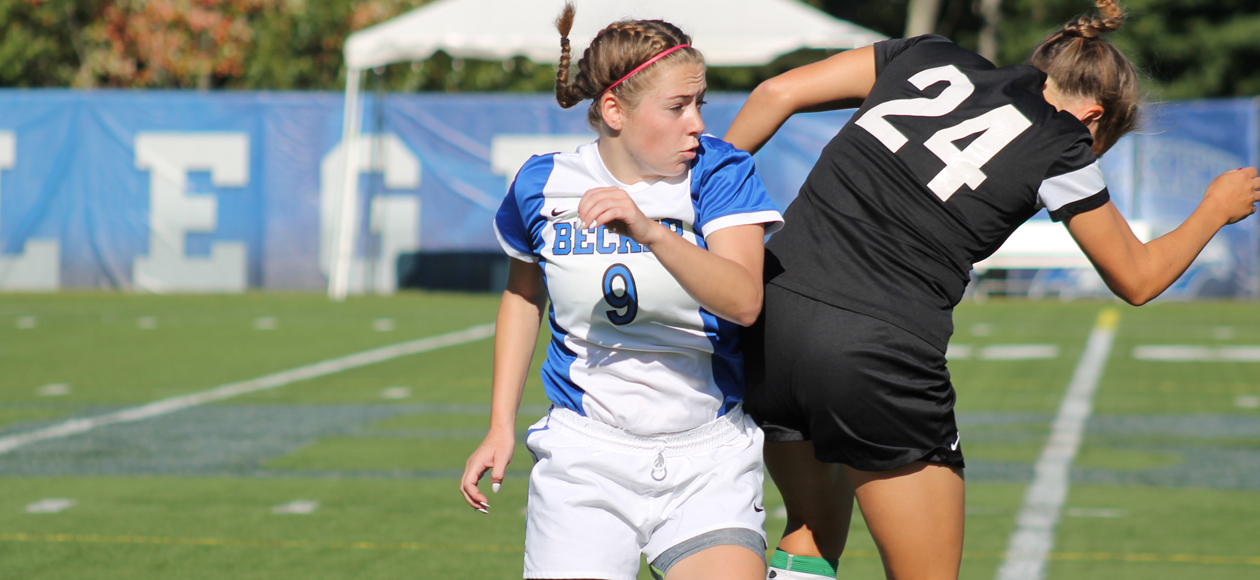 Women's Soccer Claws Past Bison