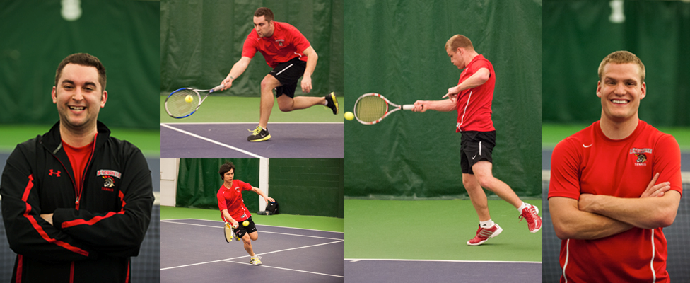 Men's Tennis Beats Mt. Aloysius 7-2 on Senior Night