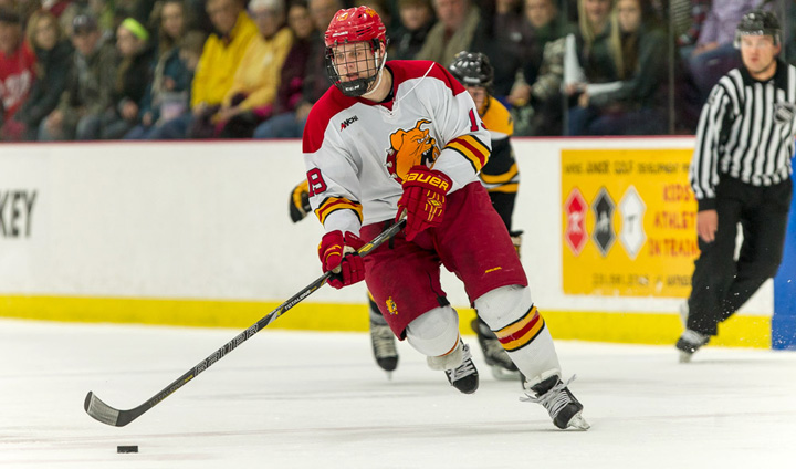 PREVIEW: #2 Bulldogs Set For Key WCHA Road Series At Minnesota State