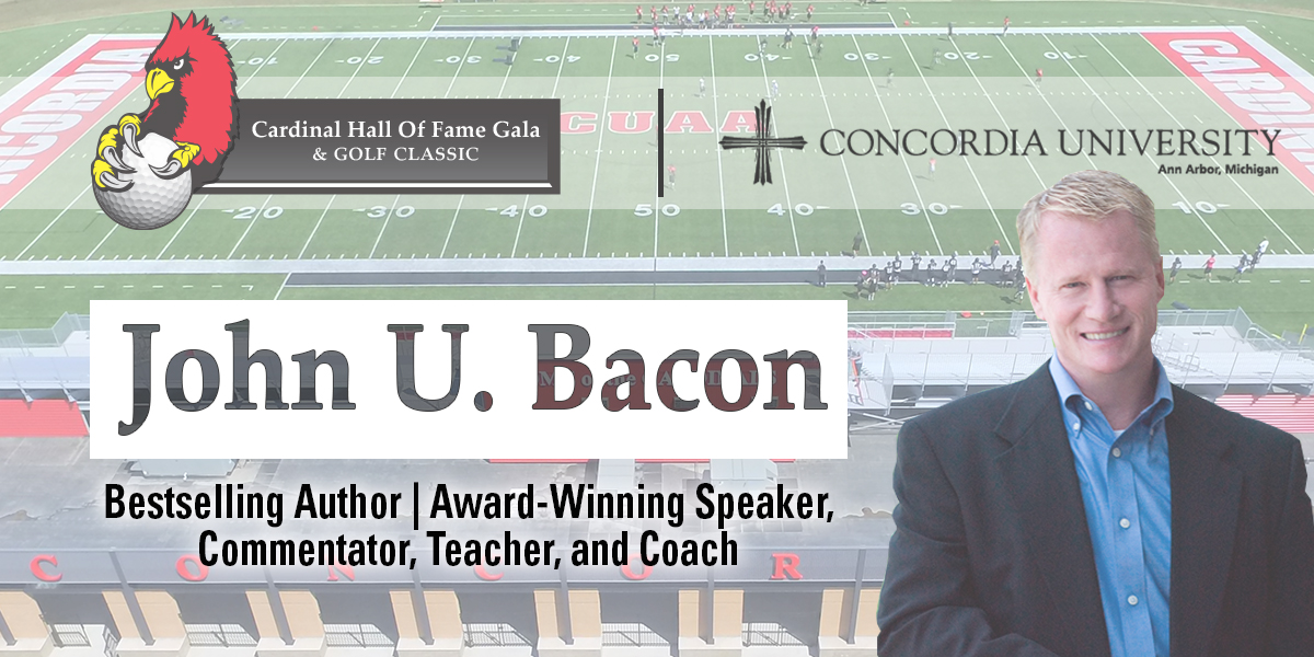 Bacon will speak at the inaugural Cardinal Hall of Fame Gala