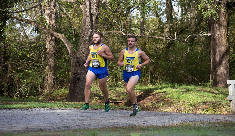 Lions finish ninth at Covered Bridge meet