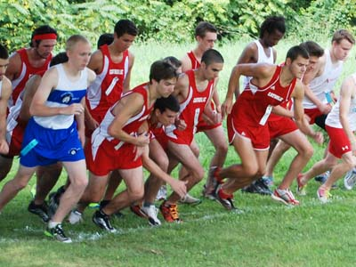 CUA tunes up for conference champ. at Gettysburg Invite
