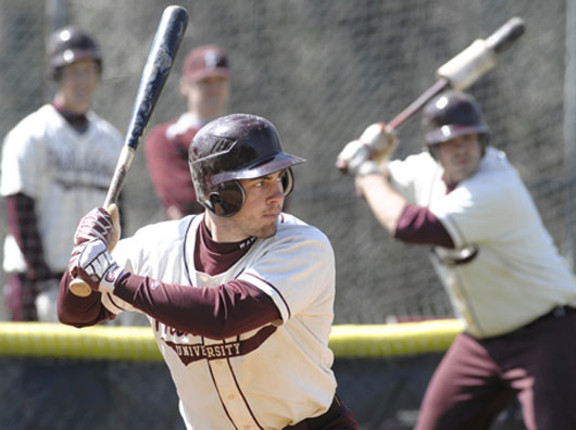 DiFRANCESCO, BRUCE AND GALLUB CLAIM BASEBALL WEEKLY HONORS