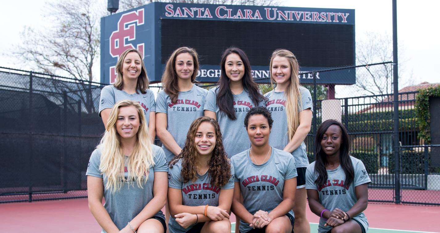 No. 56 Women's Tennis Takes on No. 2 Stanford and Cal Poly on the Road