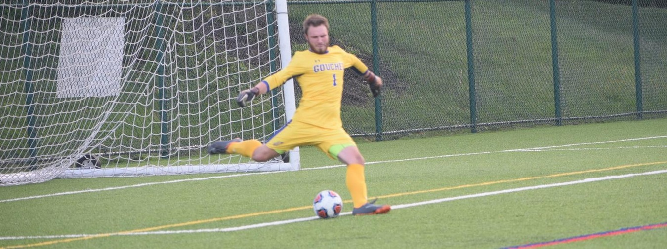 Goucher Men's Soccer Drops Match To Neumann