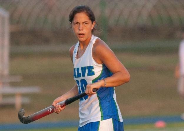 Lisa Bucci scored a career-high four goals during an 8-4 Salve Regina victory at Western New England.