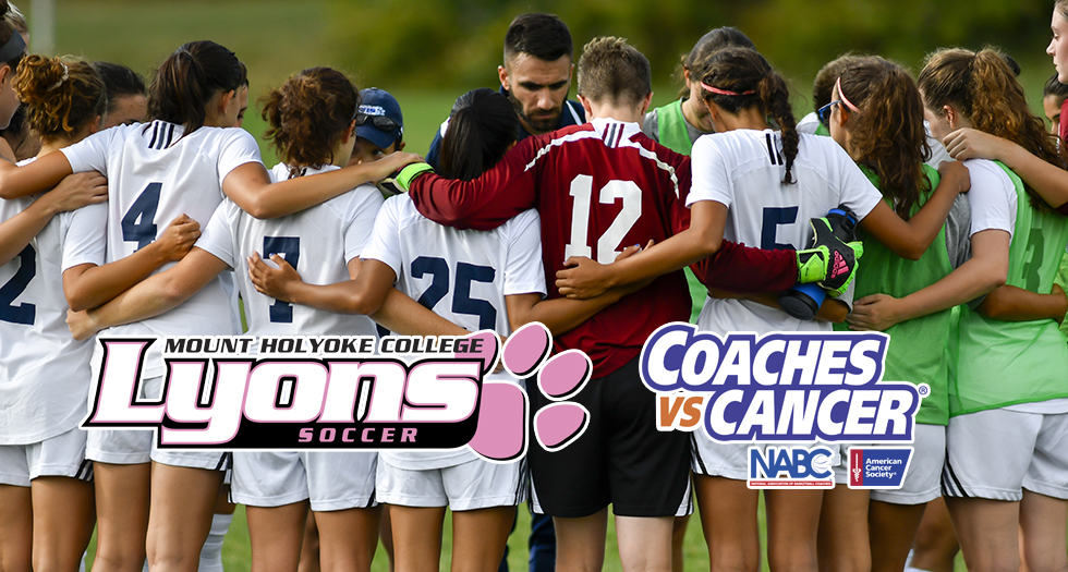 Soccer Teams-Up For Coaches vs. Cancer Event!