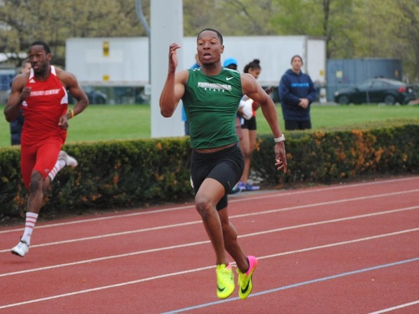 Ewa, Parkinson and Zapata Finish Top-5 at Last Chance Meet