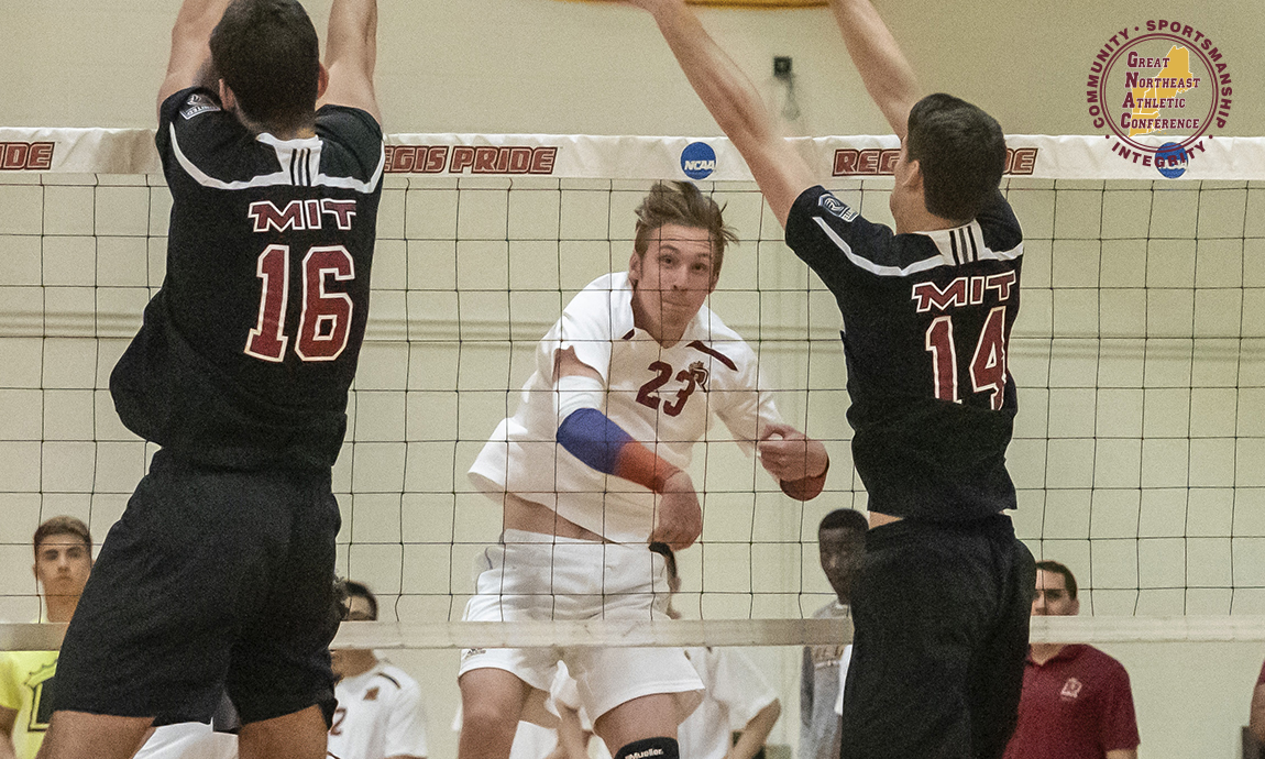 Andreenko Named GNAC Men's Volleyball Defensive Player of Week