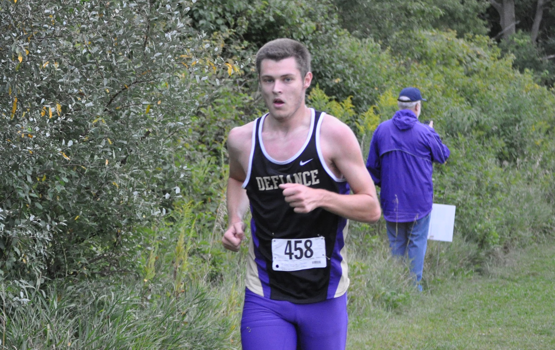 DC Herriers Show Improvement at Regional Preview