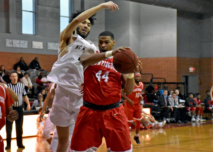 Trey Livingston had 10 rebounds in Friday night's 65-63 loss at Sewanee.