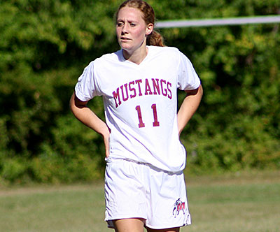 Game Recap: Mustangs Drop Abbreviated Match, 6-0