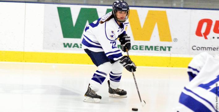 St. Scholastica skates past Women's Hockey in NCHA action