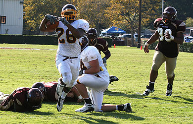 Salisbury falls one spot to No. 17 in D3football.com media poll