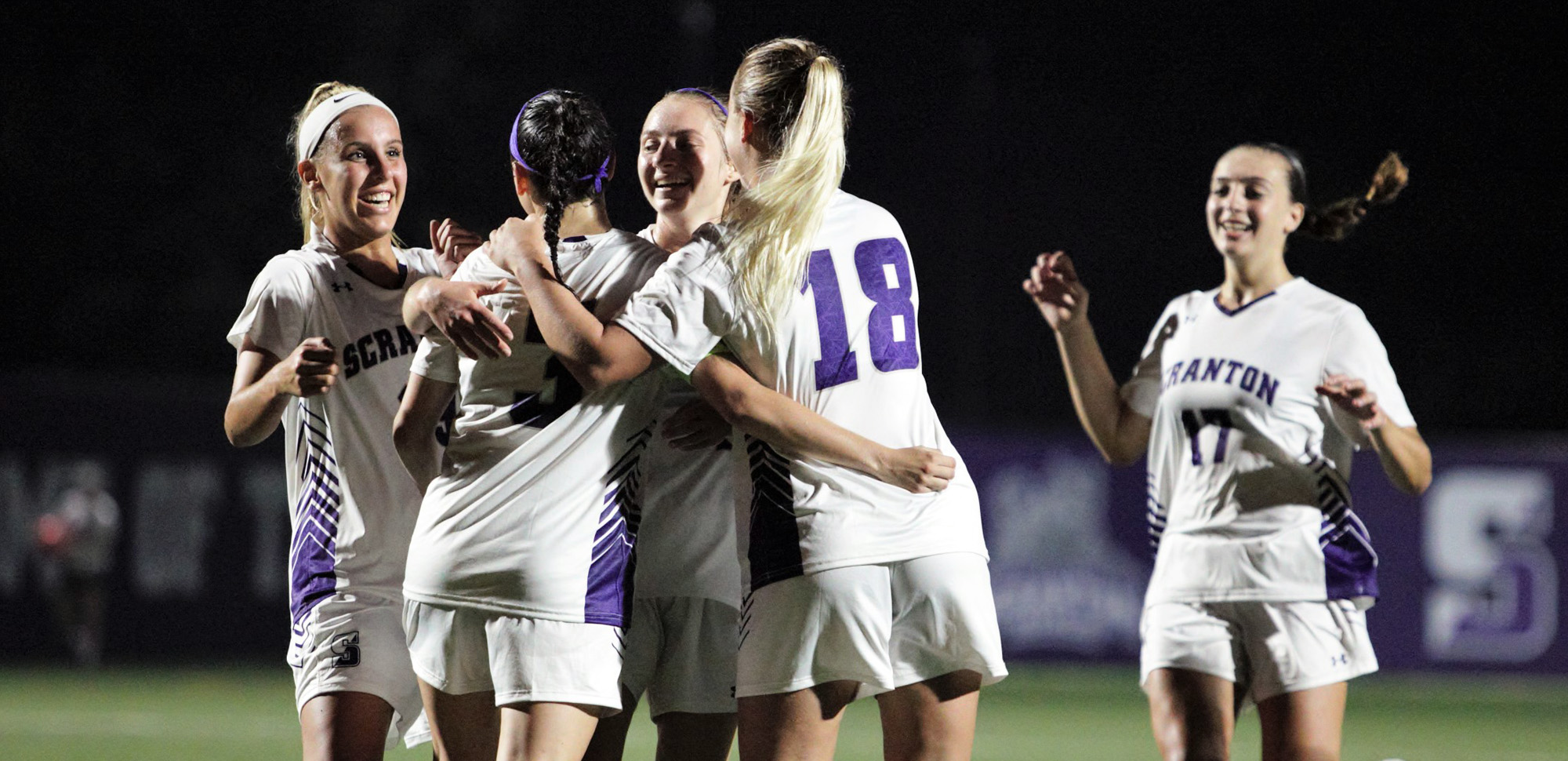 The women's soccer team is making its 18th NCAA Tournament appearance this weekend.