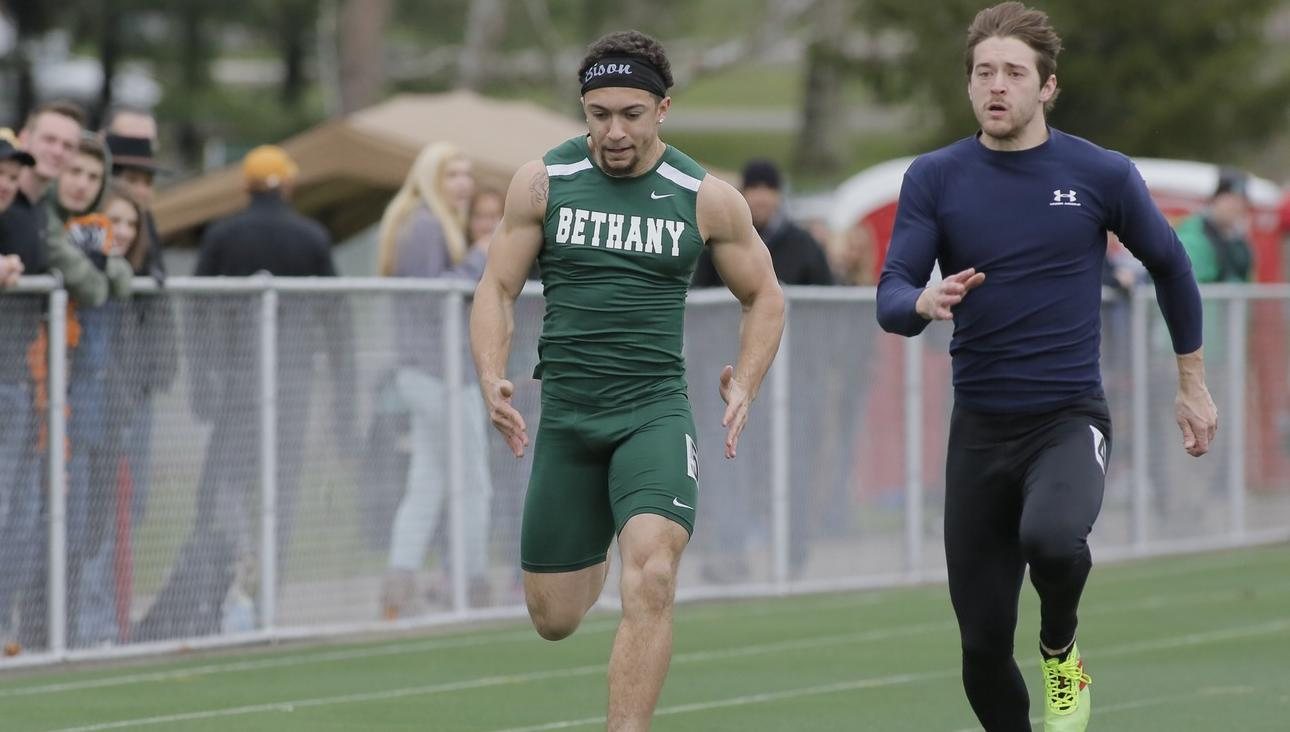 Men's track & field finishes fourth at PAC Indoor Championships