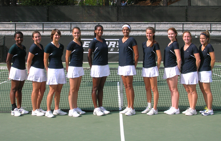 2011-12 Emory Women's Tennis Season Recap