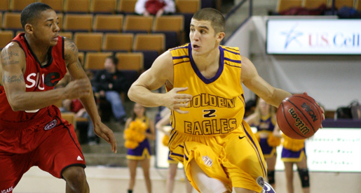Golden Eagles outlast SIUE Cougars, 78-65