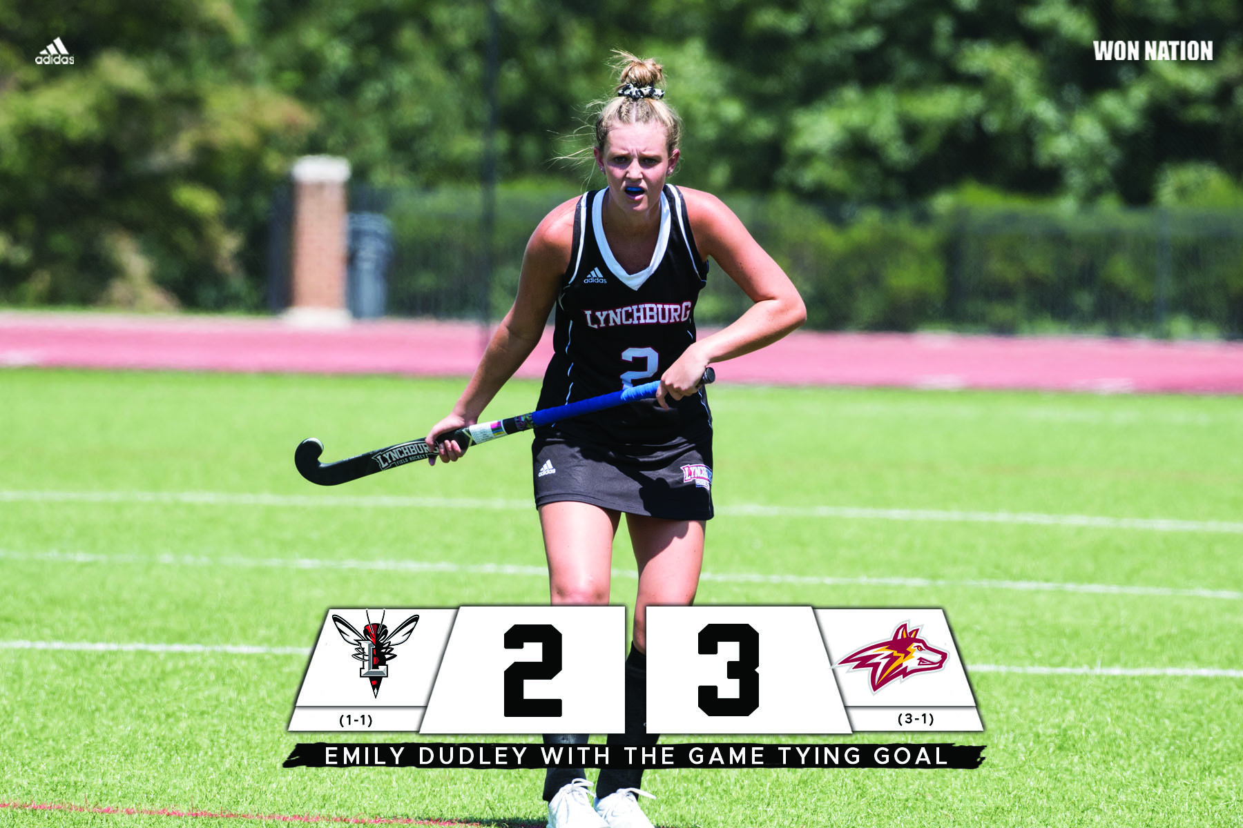 Field hockey falls to Alvernia in shootout