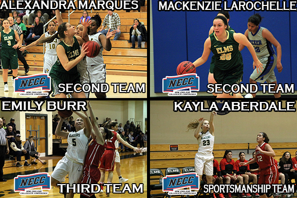 Three Blazers Receive All-Conference Acclaim