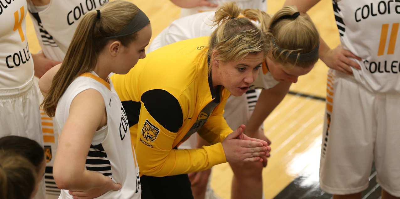 Colorado College's Ukasick Invited to Prestigious WBCA Program