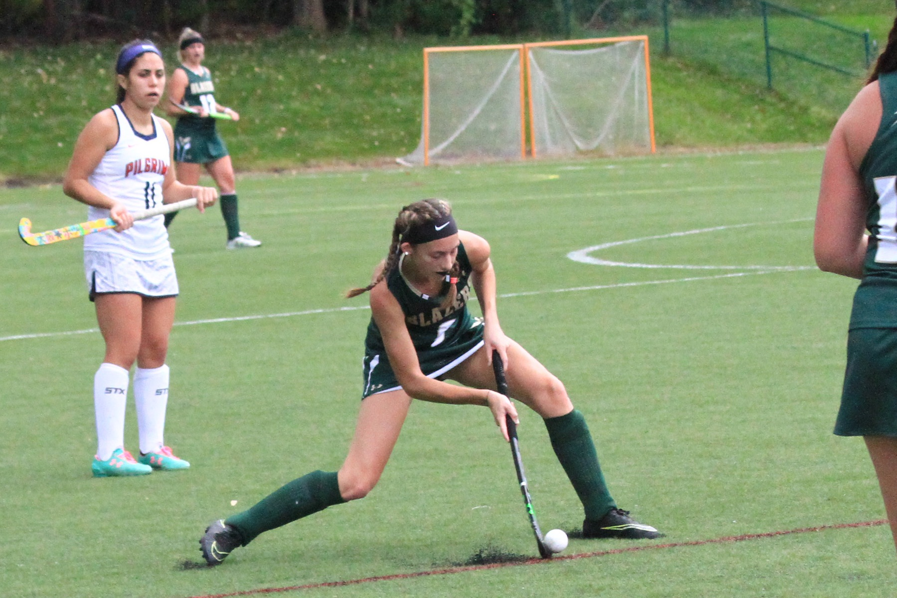Field Hockey Falls To NEC