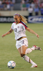 Broncos Soccer Standout Leslie Osborne Named To Roster For 2008 Algarve Cup