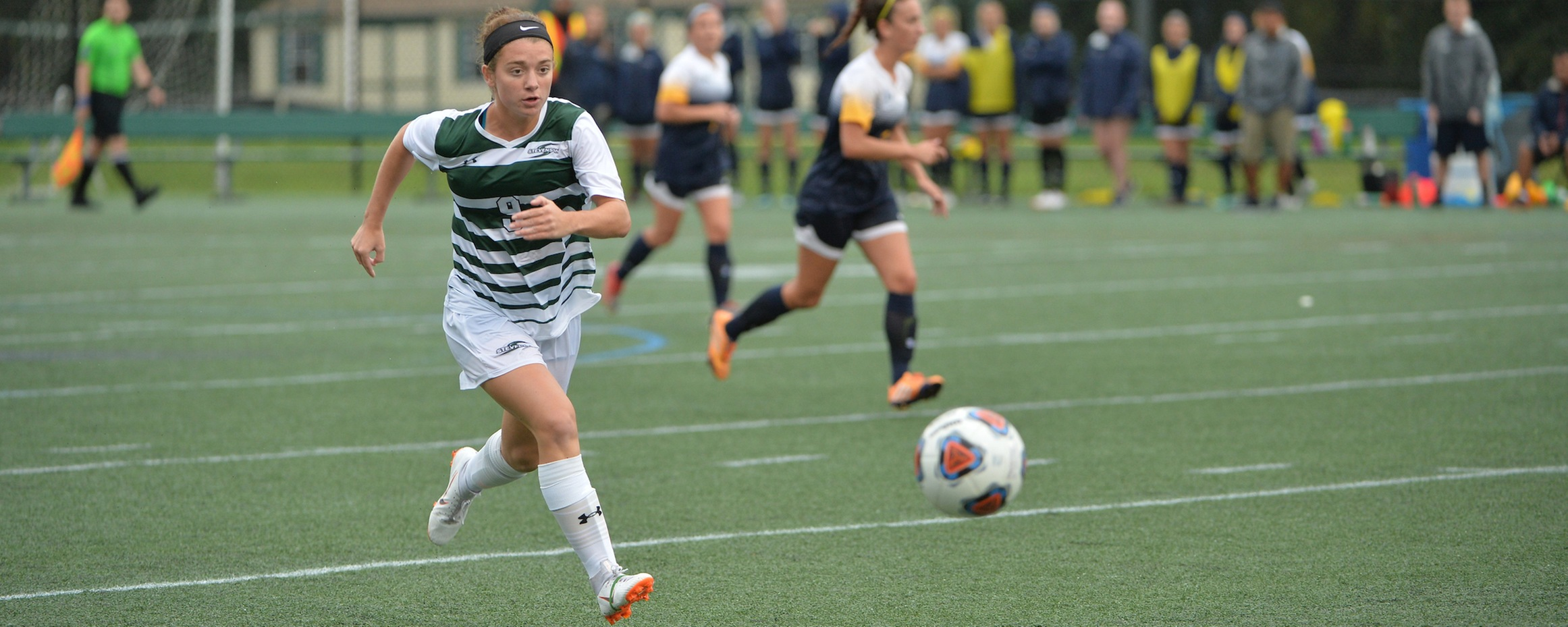 Late Penalty Kick Lifts St. Mary's (Md.) Over Mustangs