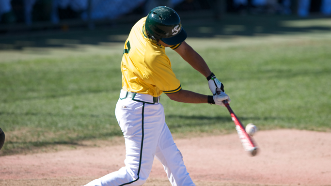 BASEBALL DROPS GAME TWO AT NORTH DAKOTA