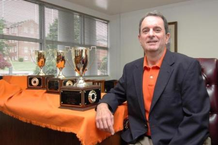 Carson-Newman Athletic Director David Barger to Retire
