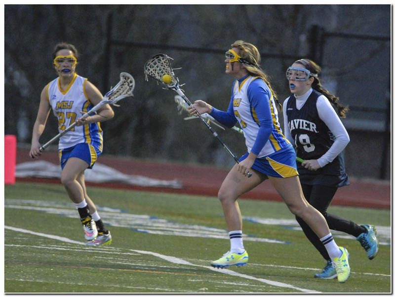 Mount women's lacrosse team loses at Washington and Jefferson, 11-5