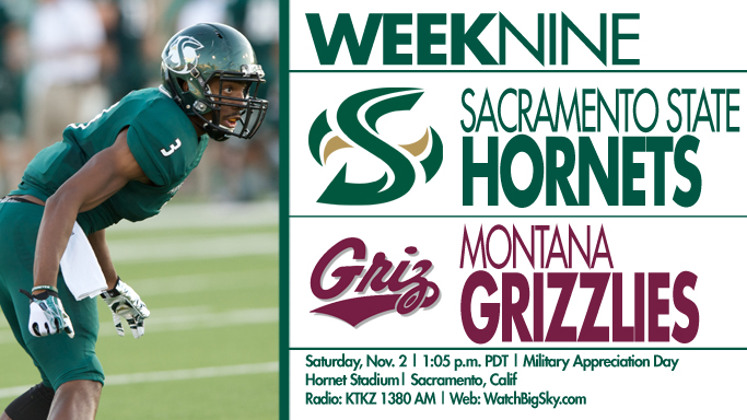 FOOTBALL WELCOMES MONTANA ON MILITARY APPRECIATION DAY
