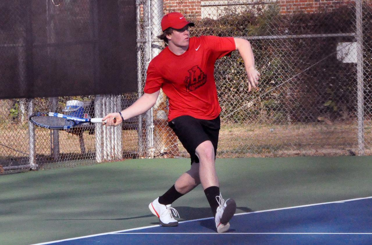 Men's Tennis: Panthers down Ferrum 8-1 to open USA South schedule