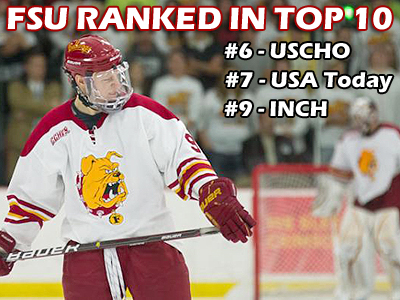 Bulldogs Crack Top Ten In Three National Polls