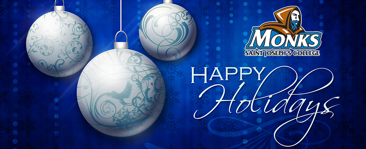 MERRY CHRISTMAS AND HAPPY NEW YEAR TO MONK NATION!