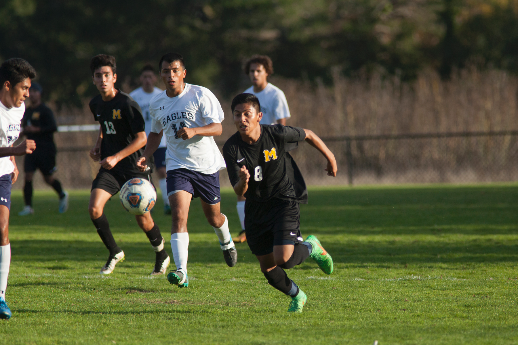 COM Men's Soccer's Offense Struggles In 3-0 Loss To Napa Valley College