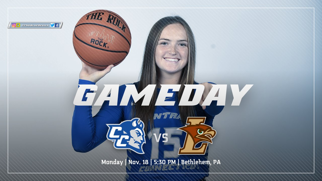 Women's Basketball Travels to Lehigh Monday