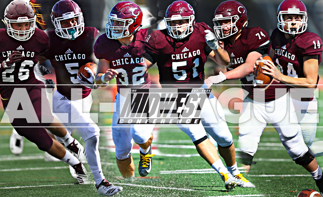 Maroon Football Snags 11 Selections to MWC All-Conference Teams