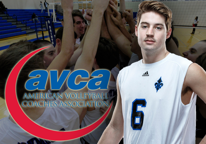 AVCA named Bratke National Player of the Week; Saints move up to No. 9 in country