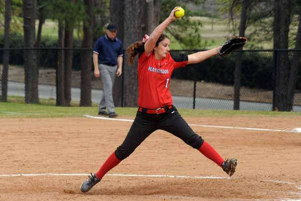 Huntingdon softball handles LaGrange in USA South sweep