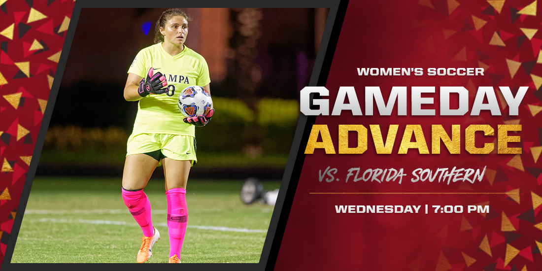 Tampa Set to Play Florida Southern in Season Finale