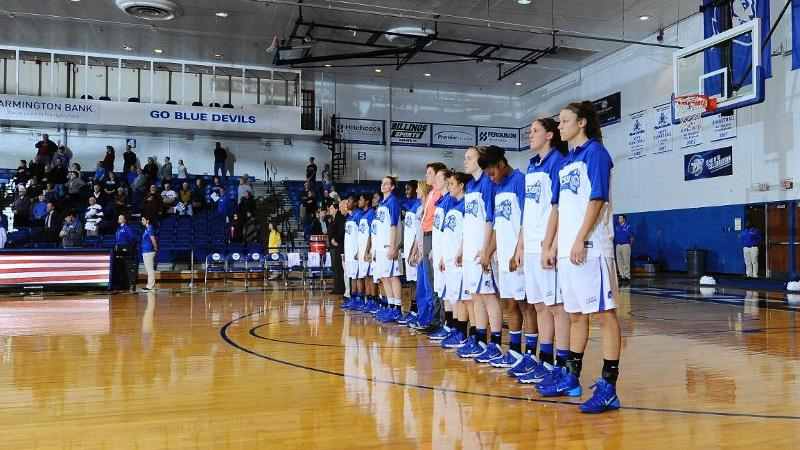 Women's Basketball Hosts Saint Francis U on Monday