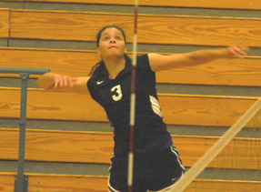 NAIA Volleyball Player of the Week ? No. 2