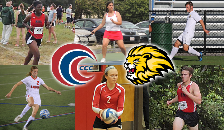Twenty-Six Lions Garner Academic All-Commonwealth Coast Conference Honors