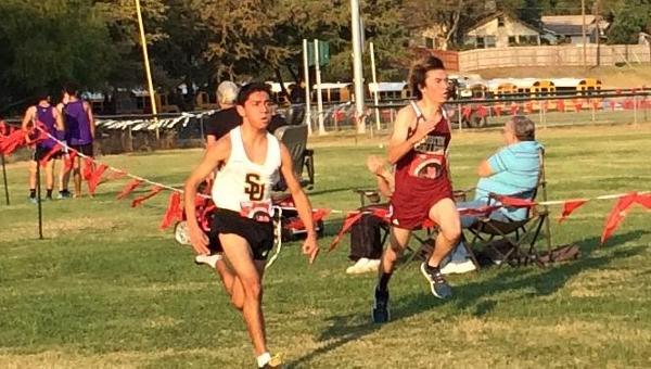 Men's XC Competes in UIW Invitational